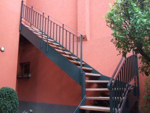 escaliersFerronnerieAVancampenhout1