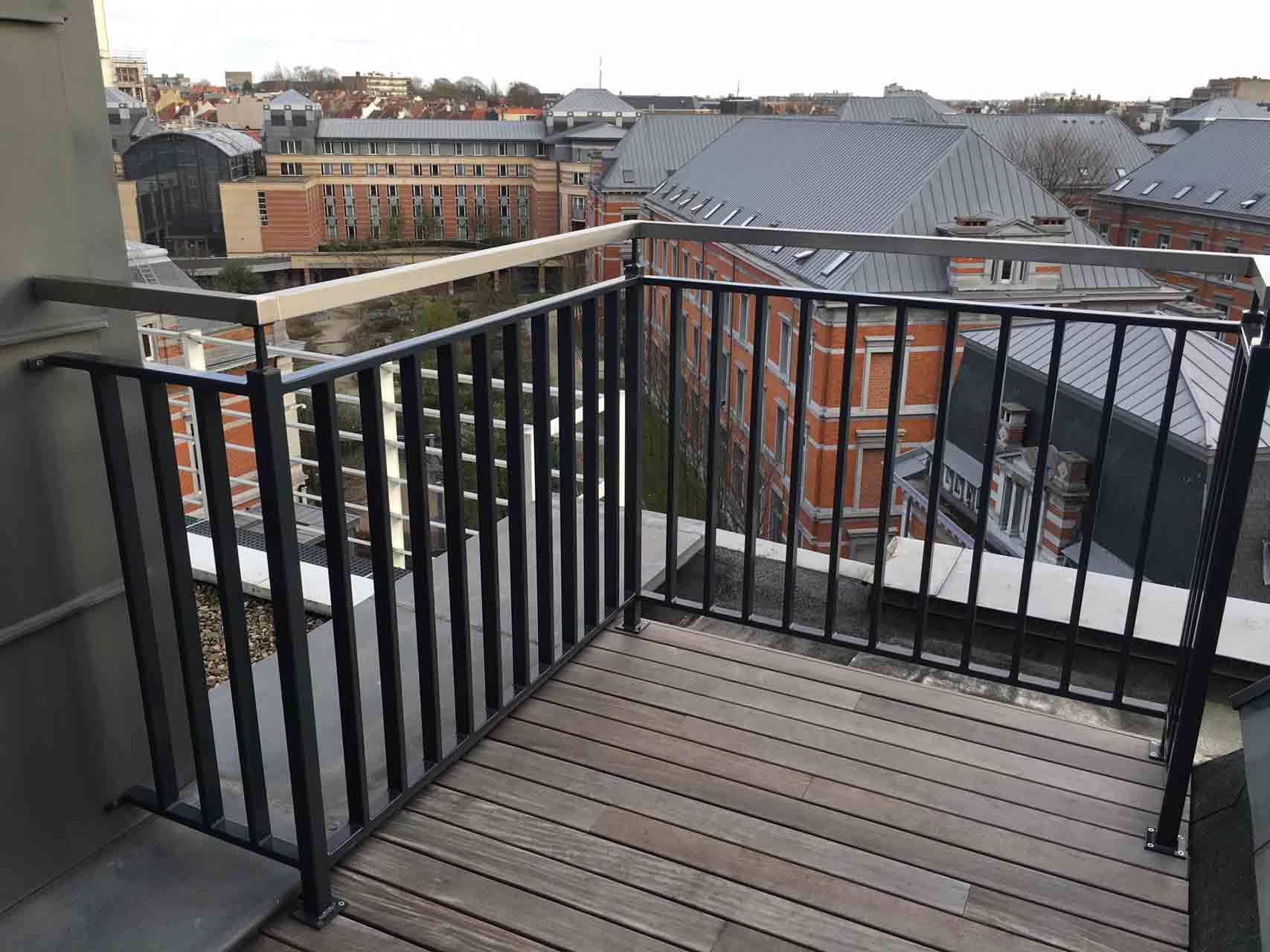rampes garde corps ferronnerie vancampenhout. Black Bedroom Furniture Sets. Home Design Ideas
